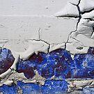 ...underneath all is blue... by Lynne Prestebak