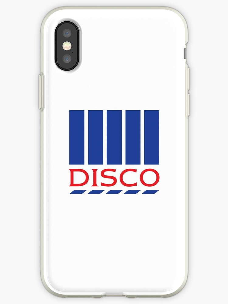 new concept 6383a a8a98 'Disco Tesco Logo' iPhone Case by Rebus 28