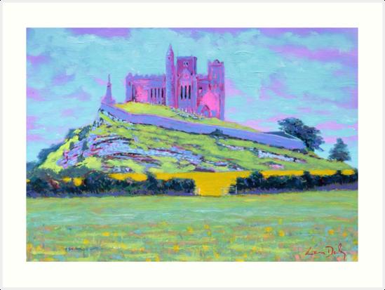 The Rock of Cashel III (Tipperary, Ireland) by eolai