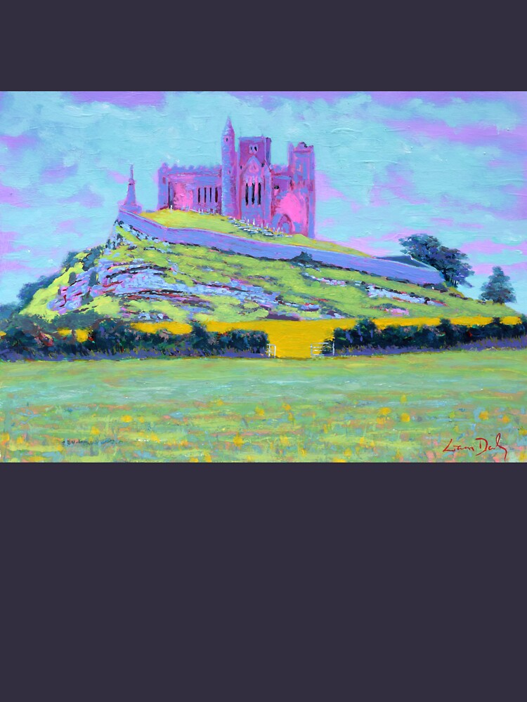The Rock of Cashel III (Tipperary, Ireland) by eolai
