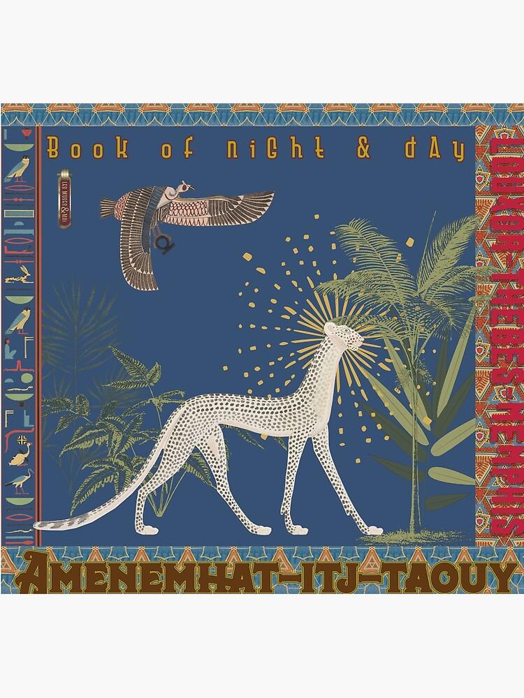 «Book of Night & Day» par lesmusesetmoi