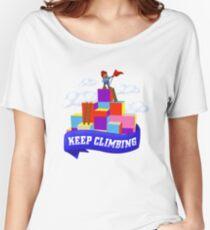 Keep Climbing Relaxed Fit T-Shirt