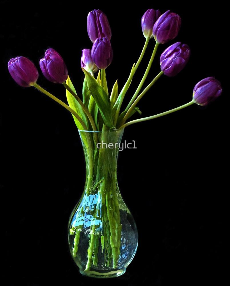 The purple bunch by cherylc1