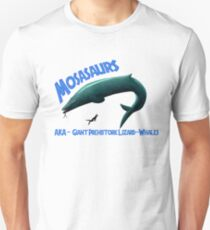 Mosasaurs T-Shirt