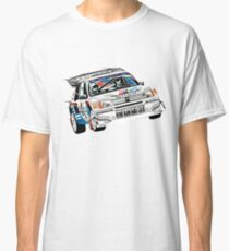 Group Rally Peugeot Classic T-Shirt