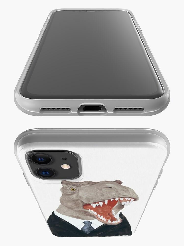 Alternative Ansicht von T-Rex iPhone-Hülle & Cover