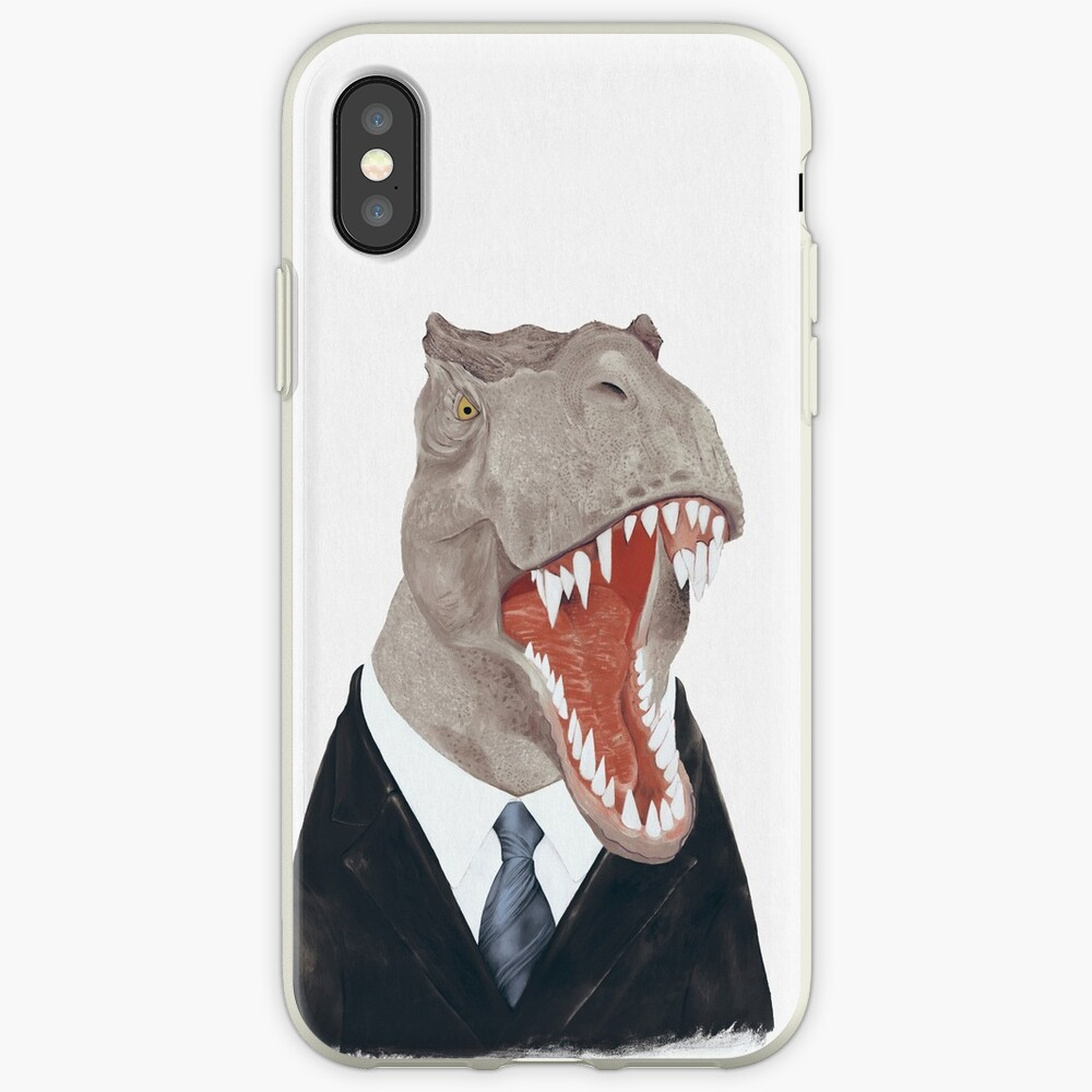 T-Rex iPhone-Hülle & Cover