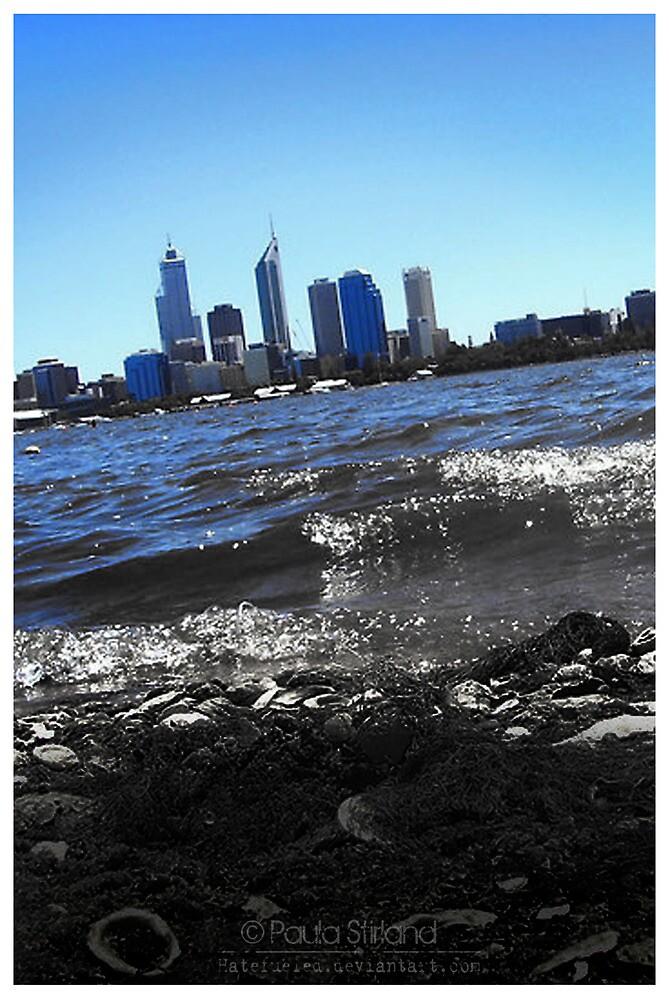 Perth's Edge by Gozza