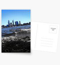Perth's Edge Postcards