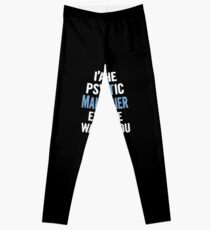 Tshirt Gift For Mail Carriers - Psychotic Leggings