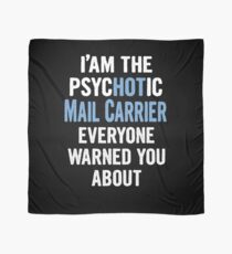 Tshirt Gift For Mail Carriers - Psychotic Scarf