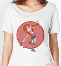 Canadian Gal...Eh? Women's Relaxed Fit T-Shirt