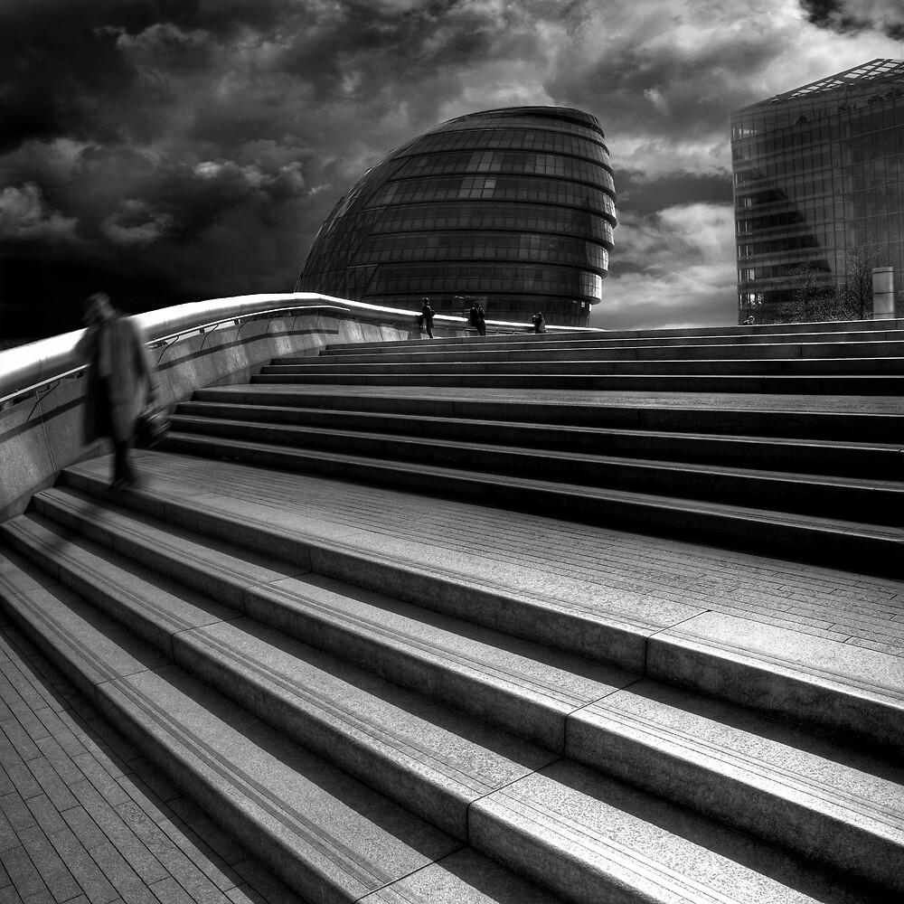 London by Michal Giedrojc