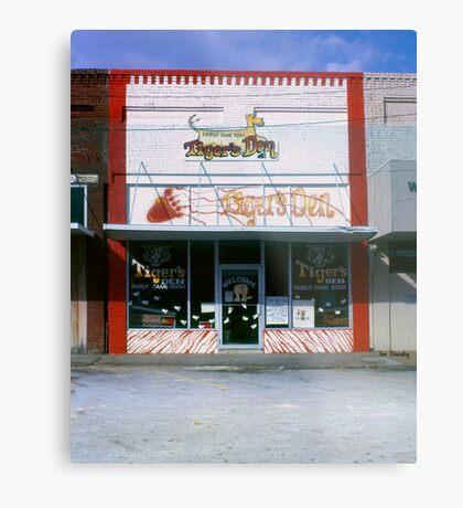 Tiger's Den ~ Watertown Tennessee Metal Print