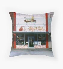 Tiger's Den ~ Watertown Tennessee Throw Pillow