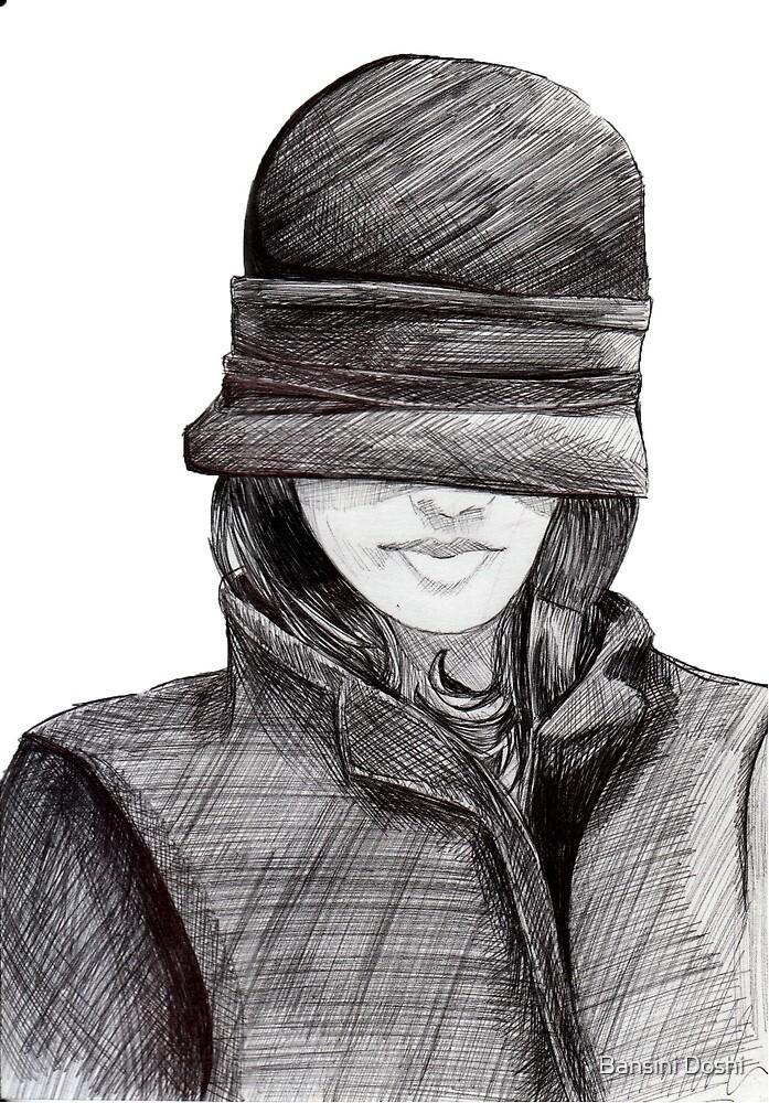 Spy Girl by Bansini Doshi