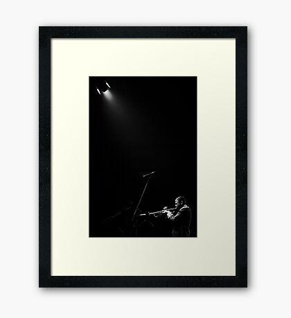 Jazz Messengers 01 Framed Print