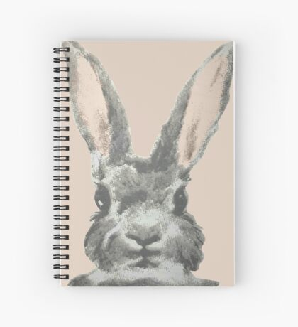 Bunny Spiral Notebook