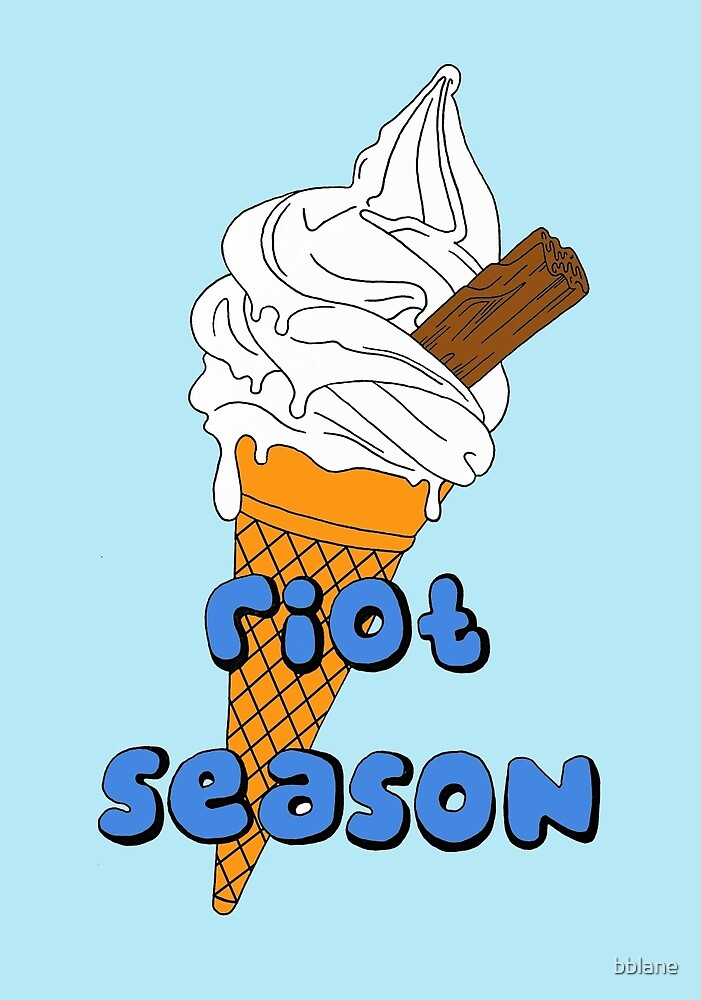 Riot Season, Summer Love by bblane