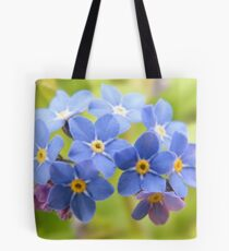 Always remember me and forget me not. Tote Bag