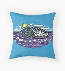Groovy Doodle Wave Floor Pillow