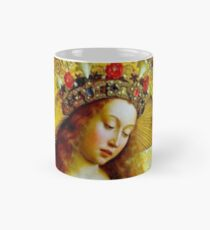 Our Lady Queen of Heaven Virgin Mary Crowning Virgen Maria 101 Classic Mug