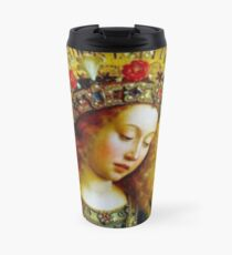 Our Lady Queen of Heaven Virgin Mary Crowning Virgen Maria 101 Travel Mug