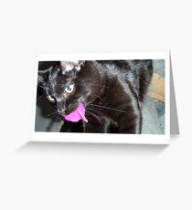 Mouser Greeting Card