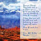 Get Well Cheryl by Rhonda Strickland