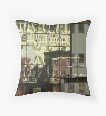 to reflect Throw Pillow