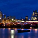 Reflections of London by G. Brennan
