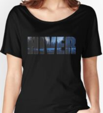 Hiver  Women's Relaxed Fit T-Shirt