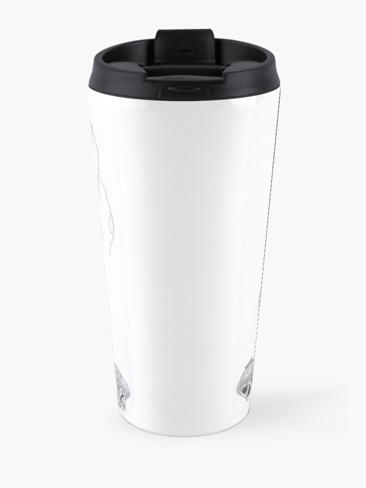 Alternate view of Merch #34 -- Rural Decadence 2 Travel Mug