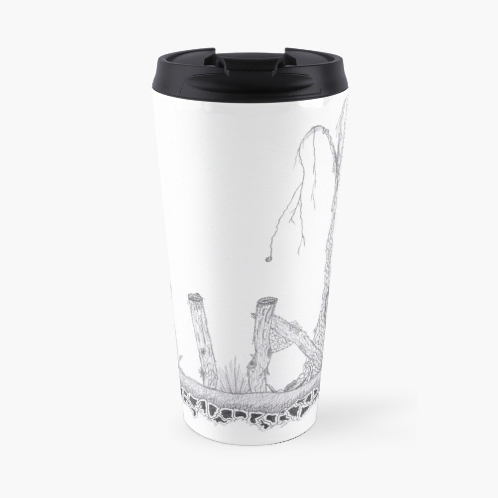Merch #34 -- Rural Decadence 2 Travel Mug