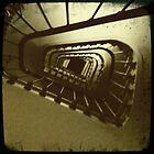 Looking Down by Richard Pitman