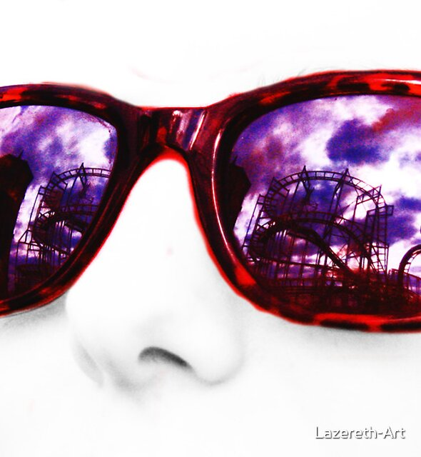 Minds eye by Lazereth-Art