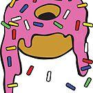 Drippy Donut by chrisvig