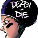 Derby or Die (Color) by johncottrell