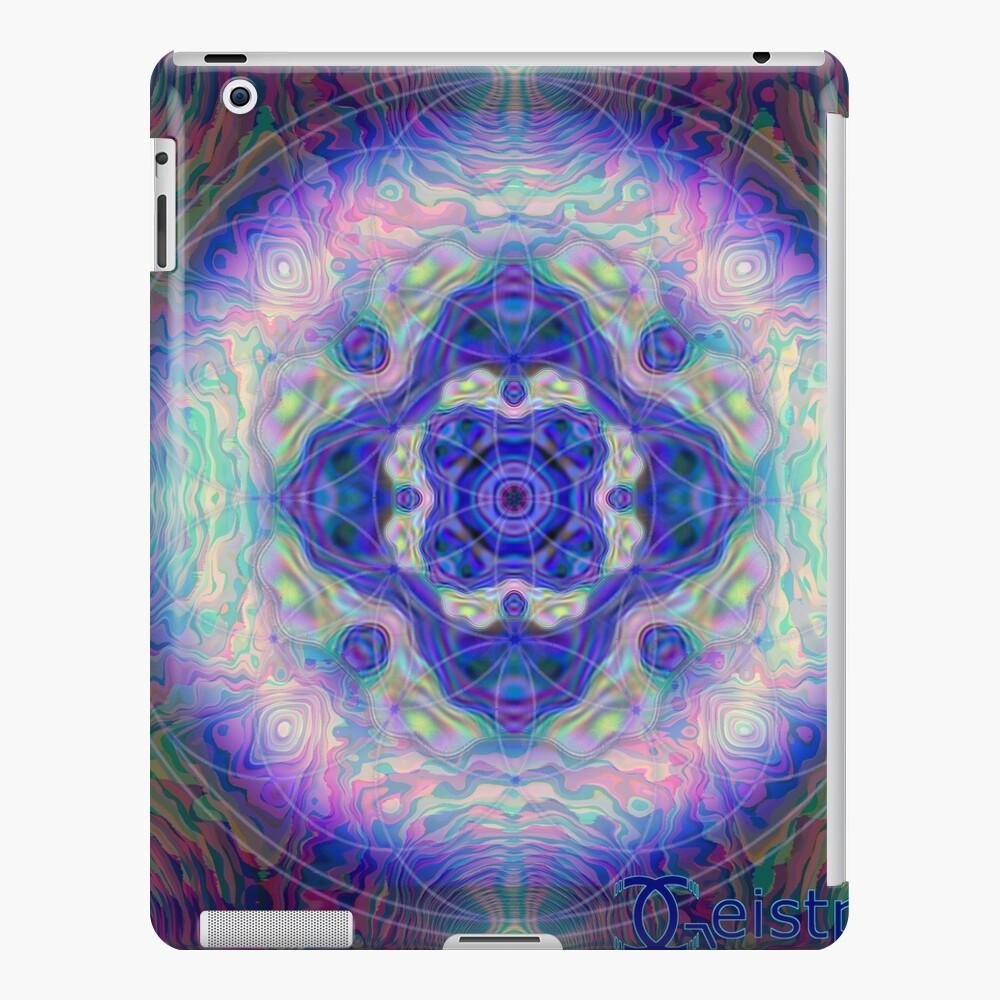 Mandala der Besinnung 2.0 iPad-Hülle & Skin