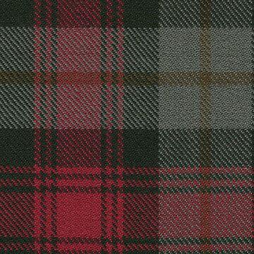 MacLachlan Weathered  Original Scottish Tartan by DiamondWillow