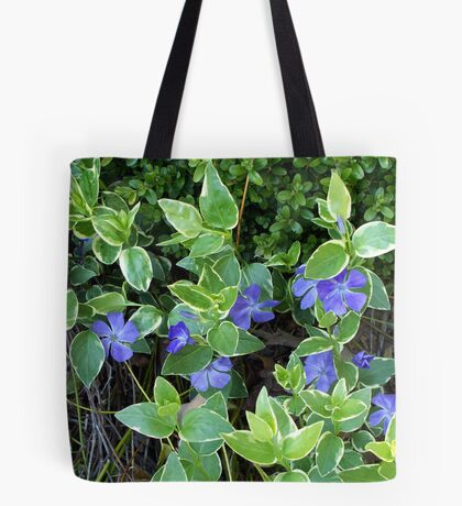 Blues Down the Line Tote Bag