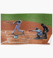 cano is on fire Poster