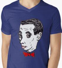 PEE WEE Men's V-Neck T-Shirt