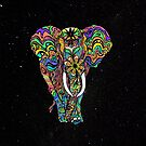 Not a dark circus elephant by #Bizzartino by Bizzartino