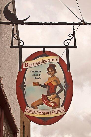 Belgian Jennie's (Jerome, AZ) by Barb White