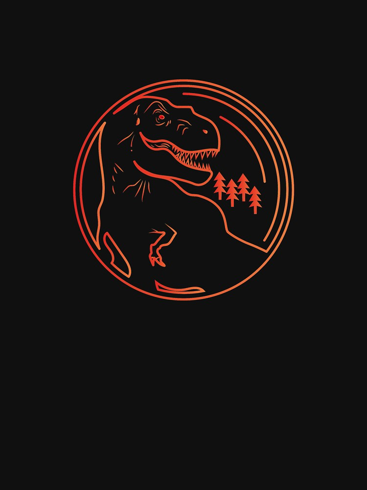 T-Rex Minimal by johnnyhh
