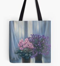 Still life of March Tote Bag