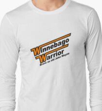 Winnebago Warrior - Dead Kennedys Long Sleeve T-Shirt