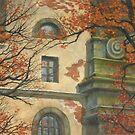 Fragment of Fall by Vira Kalinovska