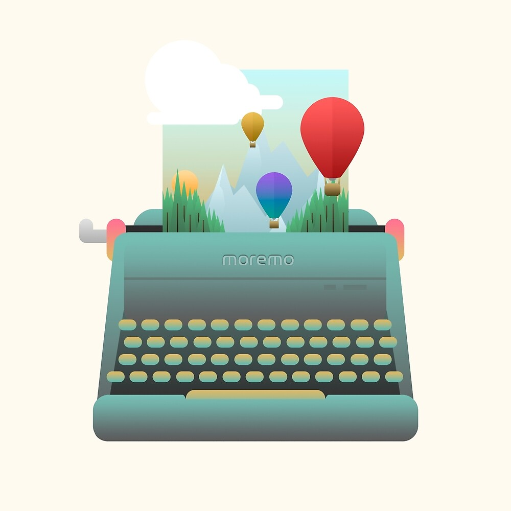 Write your story by moremo